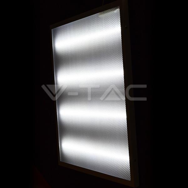 4 uds panel led low cost 600x600 36w 4000k 2en1 virtualleds espa a. Black Bedroom Furniture Sets. Home Design Ideas