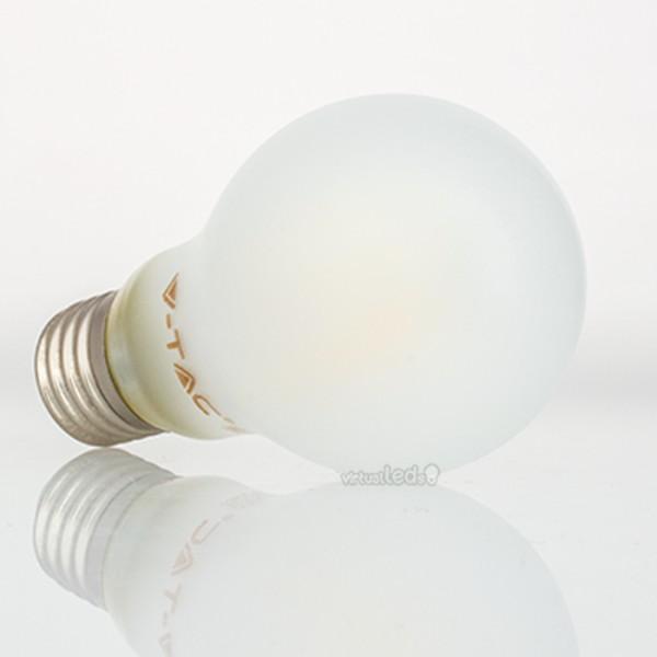 Bombilla led e27 4w 40w luz natural 400lm a60 filamento f - Bombilla luz natural ...