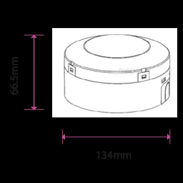 Caja ip65 para el sensor de radar cw 5 8 ghz virtualleds espa a - Caja espana oficina virtual clientes ...