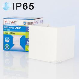 Aplique LED 6w»50W Luz Cálida 660Lm NEXT ws IP65
