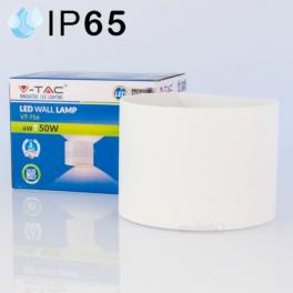 Aplique LED 6w»50W Luz Cálida 660Lm NEXT wr IP65