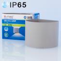 Aplique LED 6w»50W Luz Natural 660Lm NEXT gr IP65