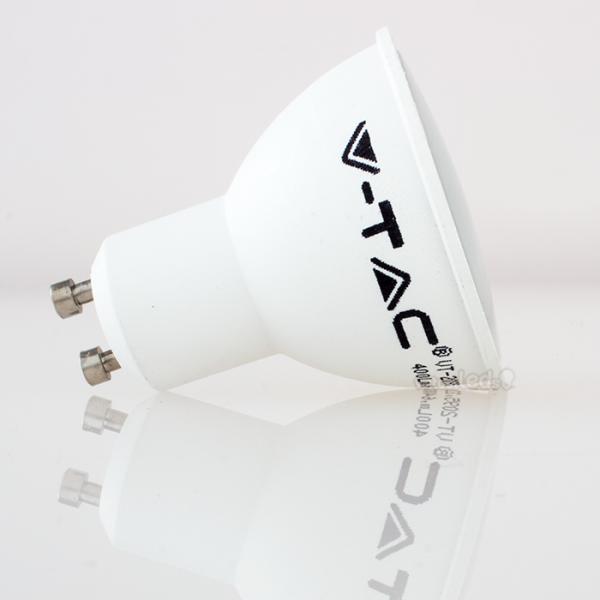 3uds bombilla led gu10 5w 35w 110 luz natural 400lm - Bombilla luz natural ...