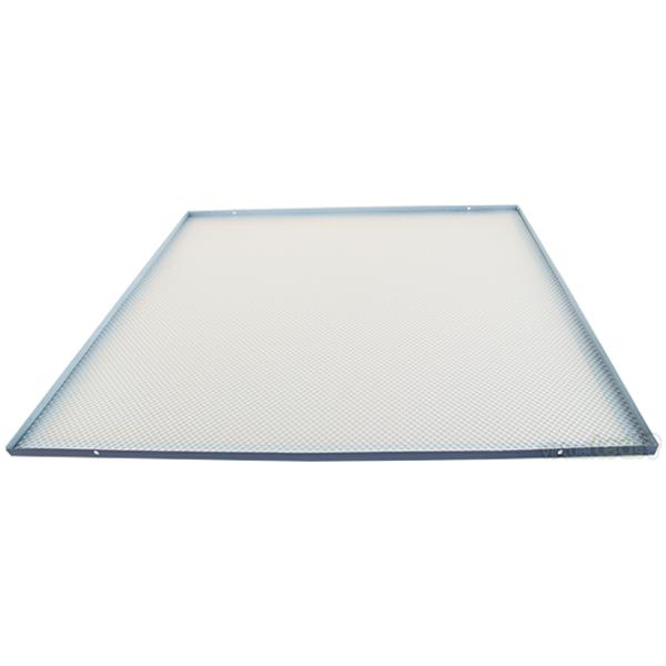 4 uds panel led low cost 600x600 36w 6400k 2en1. Black Bedroom Furniture Sets. Home Design Ideas
