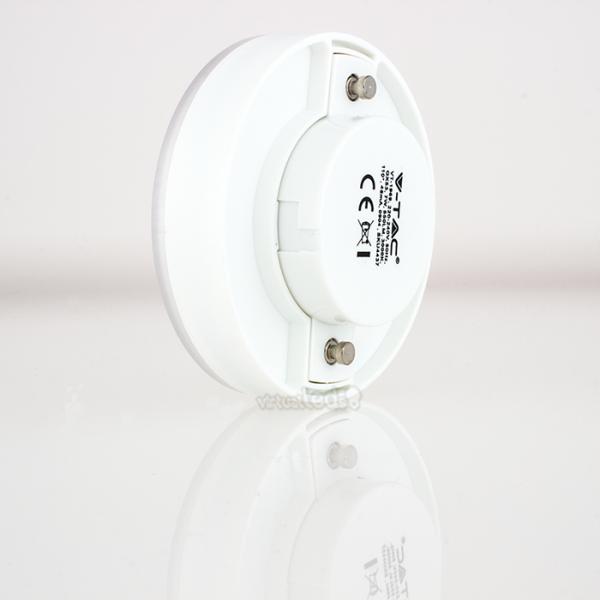 Bombilla led gx53 7w 45w luz natural 550lm virtualleds - Bombilla luz natural ...