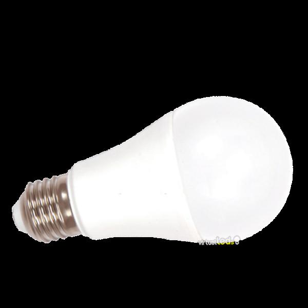 Bombilla led e27 9w 60w luz natural 806lm a60 allround - Bombilla luz natural ...