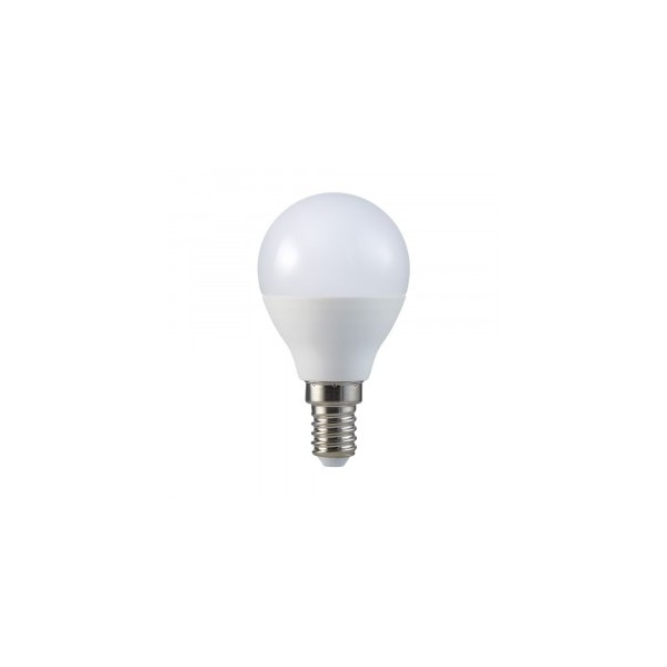 Bombilla led e14 luz natural 470lm p45 golfball virtualleds espa a - Bombillas luz natural ...
