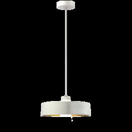 L Mpara Led 7w Luz Natural 400lm Minho White D340mm