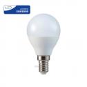 Bombilla LED E14 5,5W»40W 3000K 470Lm P45 Chip SAMSUNG