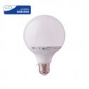Bombilla LED E27 17W»100W 3000K 1521Lm G120 Chip SAMSUNG