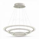 Lámpara compacta LED 70W 4000K 5250Lm 3 RINGS DIM