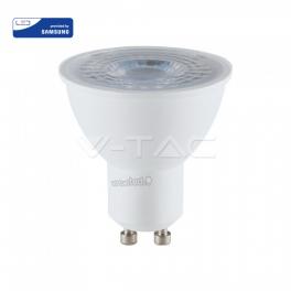 Bombilla LED GU10 8W 6400K 720Lm 110º Chip SAMSUNG