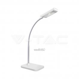 Flexo de mesa 3,6W Luz Cálida 260Lm blanco