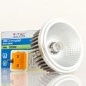 Bombilla Foco LED AR111 20w»100W 20º Luz Fría 1.500Lm