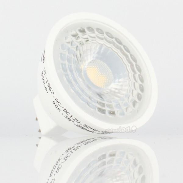 Bombilla led gu5 3 mr16 7w 50w luz natural 38 550lm spot - Bombilla luz natural ...