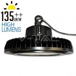 Campana LED UFO (High Bay) 100W 6000K 13.500Lm Hi