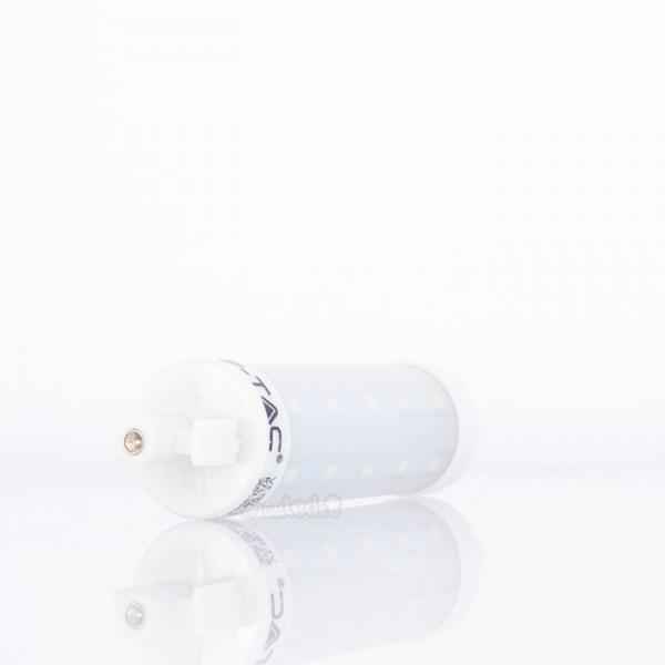 Bombilla led r7s 10w 60w luz natural virtualleds - Bombilla luz natural ...