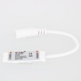 Mini Amplificador p/ Tira LED 5050 RGB 4A x3
