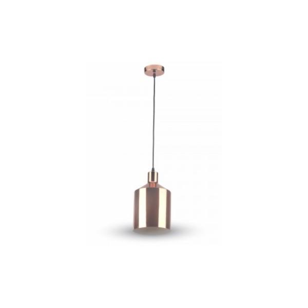 L Mpara De Suspensi N Para Bombilla Led E27 Rgpc D175mm