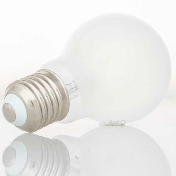 Bombilla led e27 5w 50w luz natural 600lm a60 frostglass - Bombilla luz natural ...