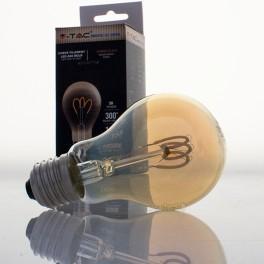Bombilla LED E27 3w»20W 2200K 150Lm A60 VINTAGE AMBER
