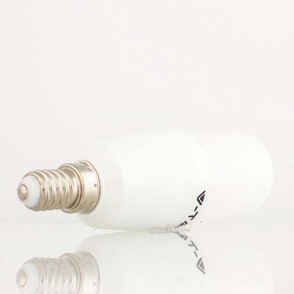 Bombilla led e14 9w 50w luz c lida 750lm t37 virtualleds for Bombilla casquillo fino