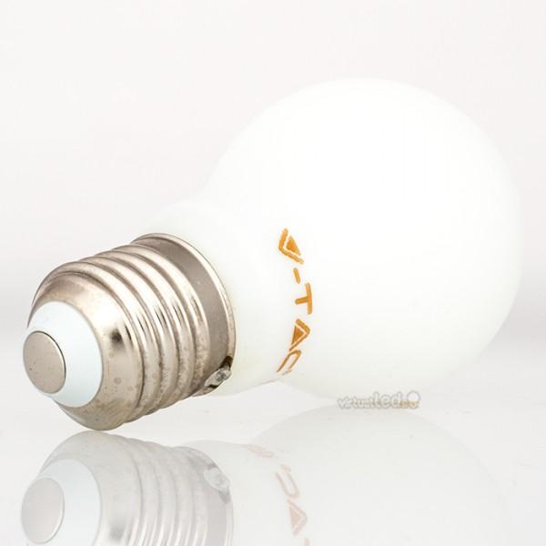 Bombilla led e27 4w 35w luz natural 350lm a60 whiteglass - Bombilla luz natural ...
