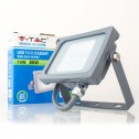 Proyector LED 10w»50W Luz Fría 800Lm PREMIUM SLIM g
