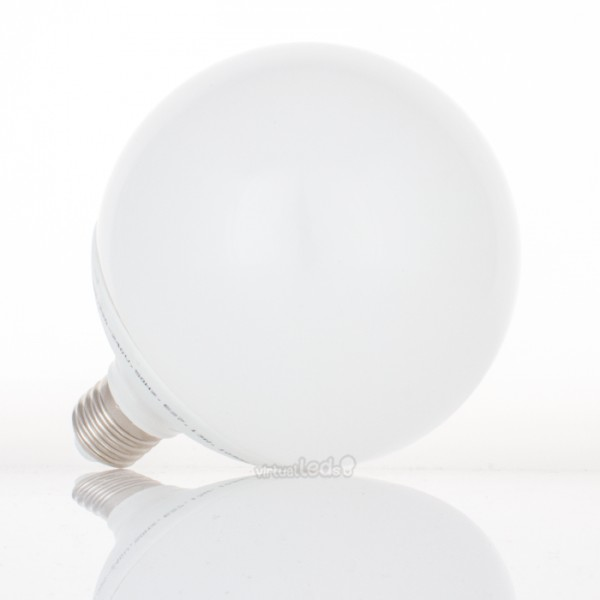 Bombilla led e27 13w 75w luz natural g120 globo dim virtualleds espa a - Bombillas luz natural ...