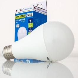Bombilla LED E27 17w»120W Luz Natural 1800Lm A65 ALLROUND