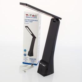 Flexo de mesa LED 4W TOUCH 3en1 Black