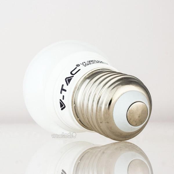Bombilla led e27 3w 25w luz natural 250lm g45 golfball - Bombilla luz natural ...