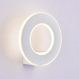 Aplique LED 9w»75W Luz Quente 990Lm DISK w