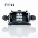 Caixa de junção exterior IP65 b