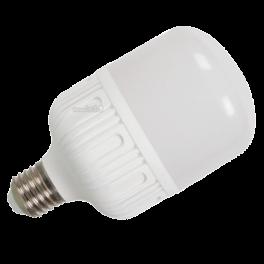 lâmpada led e27 24w»150w luz natural 2.080lm t100 big - virtualleds