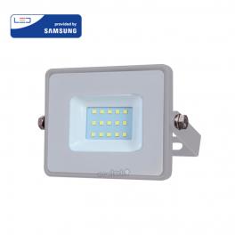 Projector LED 10W 6400K 800Lm PREMIUM SLIM g Chip SAMSUNG
