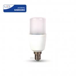 Lâmpada LED E14 8W»55W 6400K 725Lm T37 Chip SAMSUNG