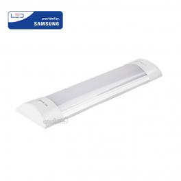 Armadura compacta LED 10W 30cm 4000K 1200Lm Chip SAMSUNG