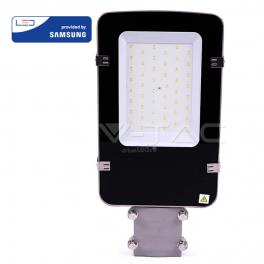 Luminária de Rua LED 30W 4000K 3600Lm Chip SAMSUNG