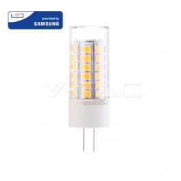 Lâmpada LED G4 3.2W 3000K 385Lm 12V Chip SAMSUNG