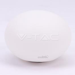 Bola Oval Decorativa 1W RGB D20*14cm IP65