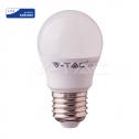 Lâmpada LED E27 7W 6400K 600Lm G45 Chip SAMSUNG