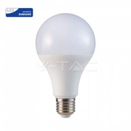 Lâmpada LED E27 20W 3000K 2452Lm A80 Chip SAMSUNG