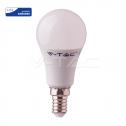 Lâmpada LED E14 9W Luz Fria 806Lm A58 Chip SAMSUNG