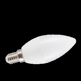 Lâmpada LED E14 5.5W»40W 4000K 470Lm Vela