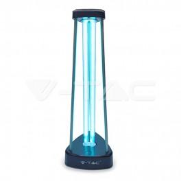 38W Lâmpada Germicida UV-C com Ozono