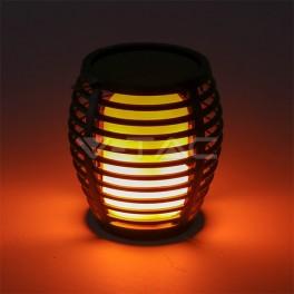 Lanterna LED Solar com três opções