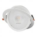 Downlight reflector LED 10W 3000K 900Lm orientável C.SAMSUNG