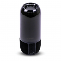 Coluna de Som Bluetooth USB&TF 2X3W Preto