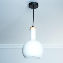 Candeeiro suspenso para lâmpada LED E27 GPW D190mm